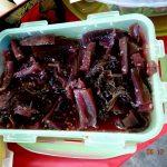紫蘇と茄子の漬物